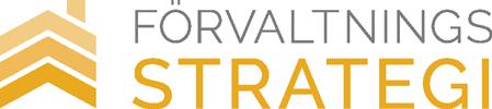 Förvaltningsstrategi Logotyp